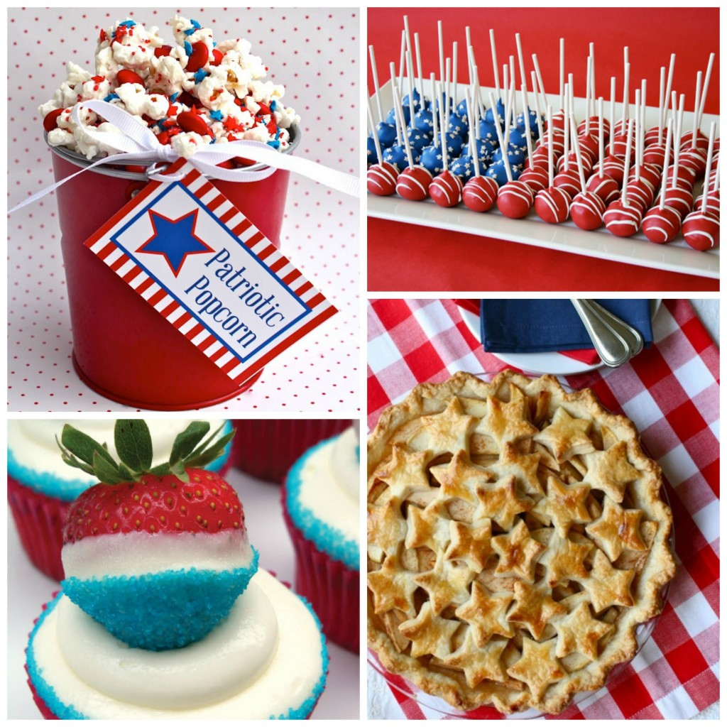 25 awesome ideas for the 4th of July
