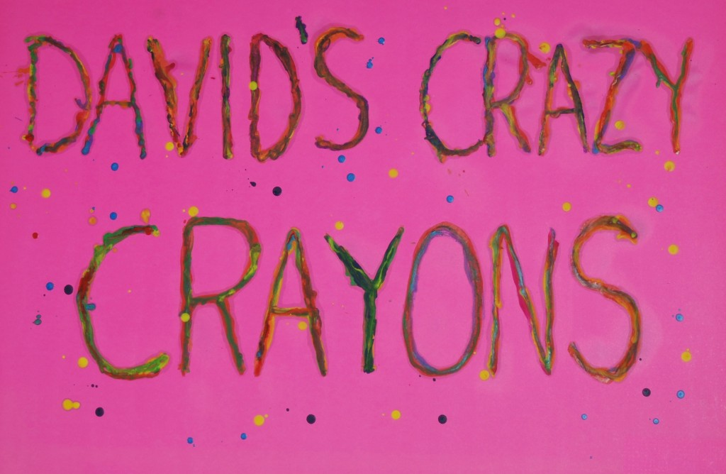 david's crazy crayons