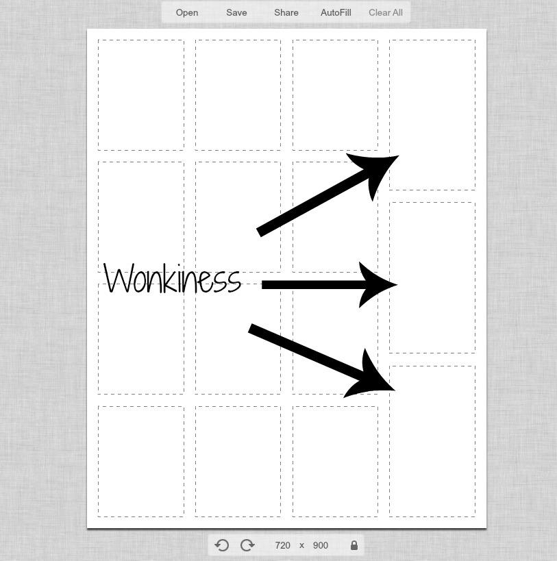 wonkiness