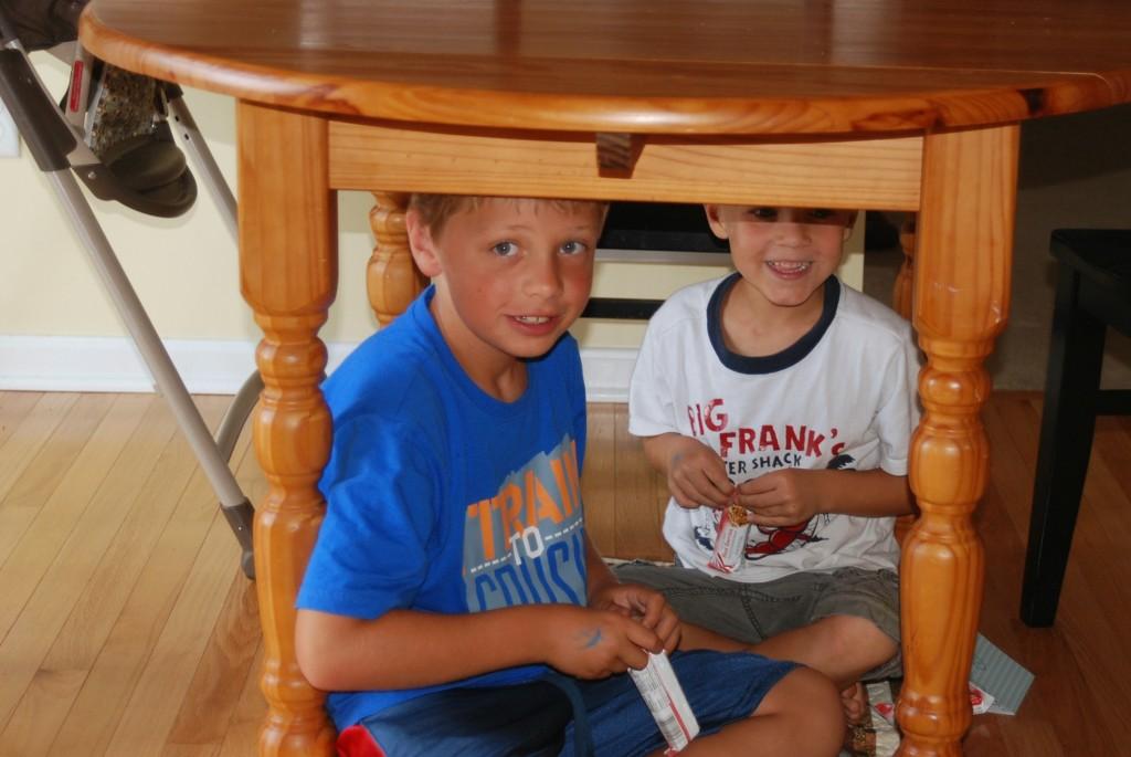 Scavenger Hunt Lunch for Kids from Endlessly Inspired