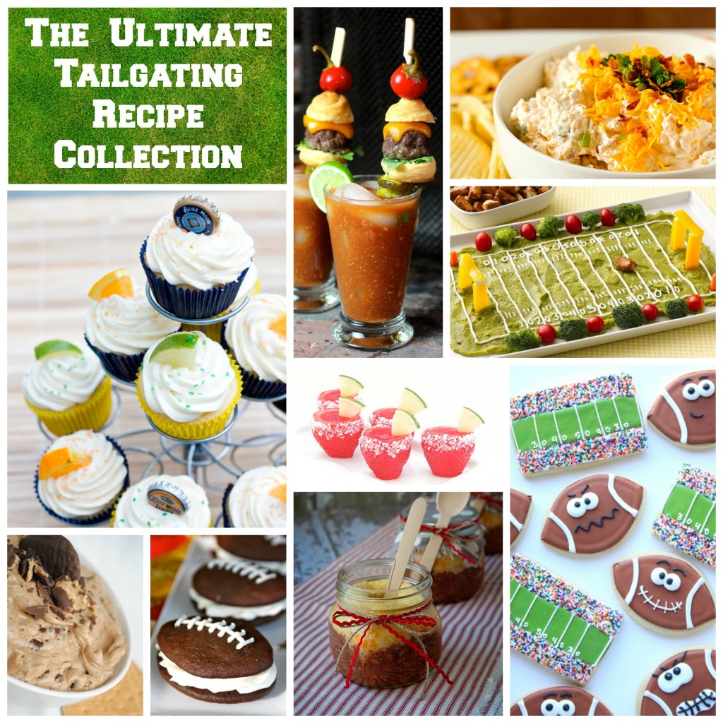 The Ultimate Tailgating Recipe Collection -- 75 of the most amazing, delicious, adorable, drool-inducing tailgating recipes ever