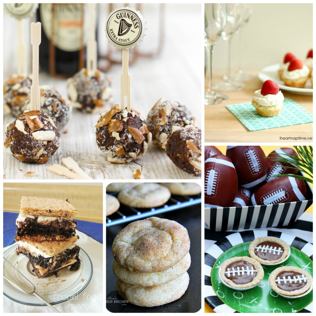 The Ultimate Tailgating Recipe Collection - Desserts