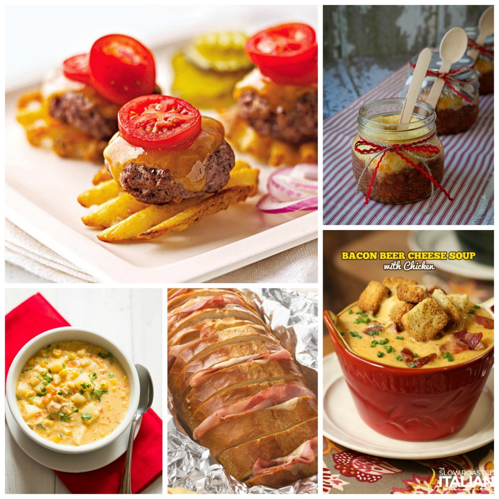 The Ultimate Tailgating Recipe Collection - Main Courses