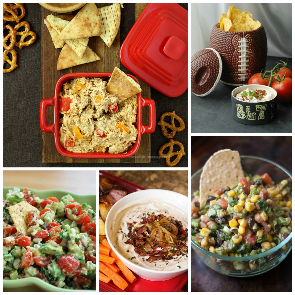 The Ultimate Tailgating Recipe Collection - Savory Dips