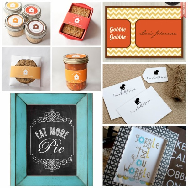 The ultimate Thanksgiving crafts and decor collection -- there are over 80 fabulous ideas in here!!