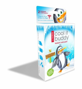 Cool It Buddy Instant Cold Pack from Me4Kidz