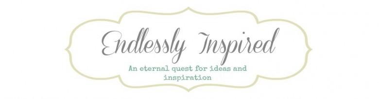 Endlessly Inspired, week of 12/12