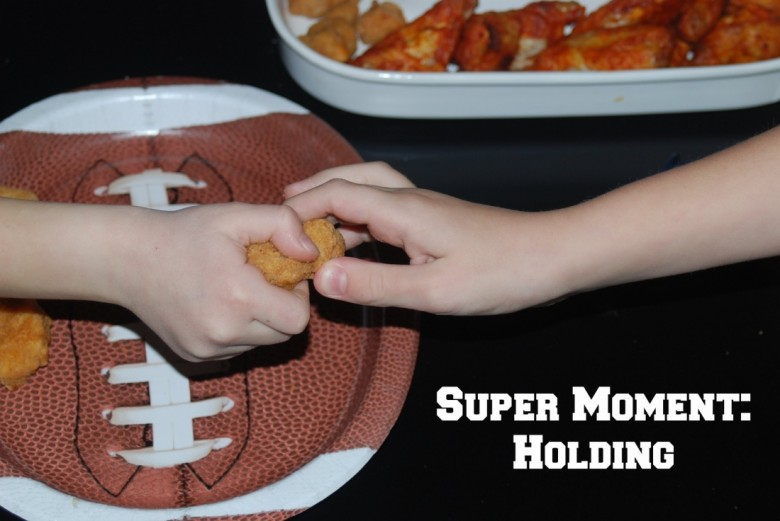 Ad: Game Day Snacks with Tyson #SuperMoments
