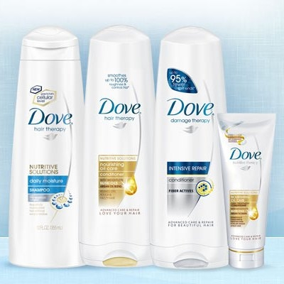 Dove Hair has teamed up with Walmart to help tackle some of a mom's biggest hair challenges. #sponsored