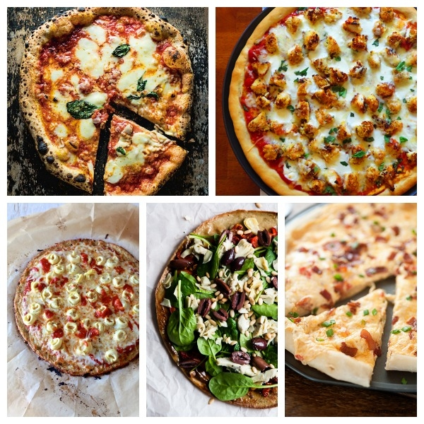 The Ultimate Pizza Recipe Collection -- 50 of the most amazing, mouthwatering pizza recipes ever.