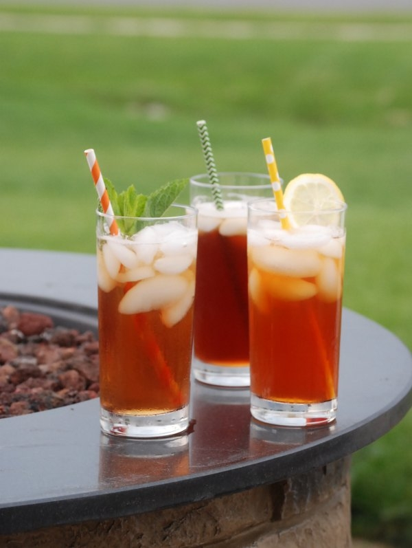 How to brew the perfect glass of iced tea, every time. #bemoretea #pmedia #ad