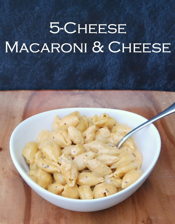 Use Kraft digital coupons to make the creamiest, most delicious 5-Cheese Macaroni & Cheese