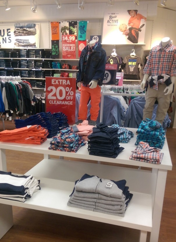 OshKosh B'gosh has everything you need for your kids' new spring wardrobe!