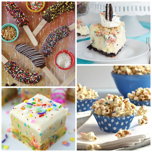 20 Fun And Unique Birthday Treats