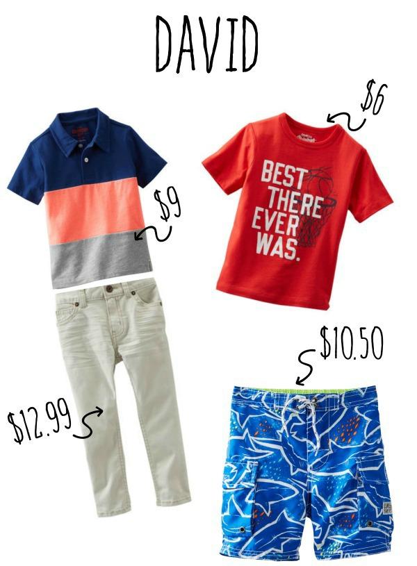 OshKosh B'gosh has everything you need for your kids' new spring wardrobe!