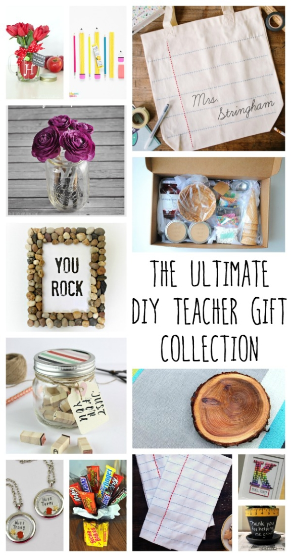 The Ultimate DIY Teacher Gift Collection | Endlessly Inspired