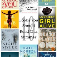 If you're looking for your next book to read, this is a great list of 10 books that should be on your want-to-read list!