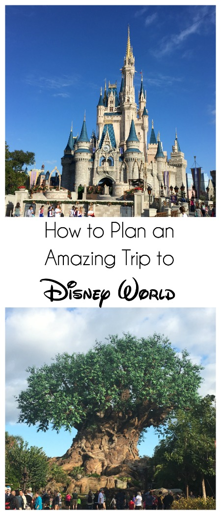 Planning a trip to Disney World can be so overwhelming. Here are some great tips to help you plan an amazing trip!